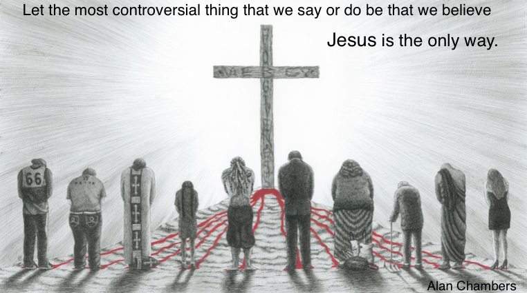 The most controversial thing...