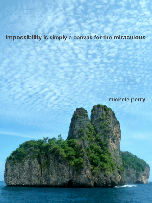 Impossibility Miraculous - Michele Perry